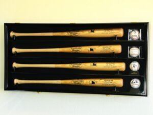 4 Baseball Bat & Ball