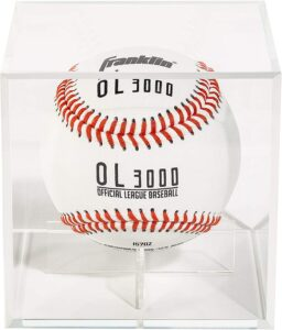 Franklin Sports Display Case