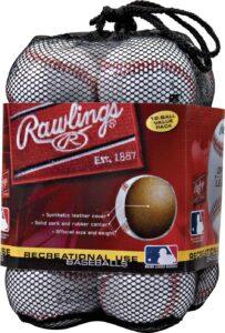 Baseballs Bag
