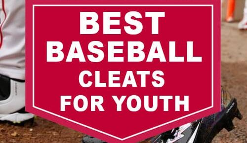 Baseball Cleats for Youth